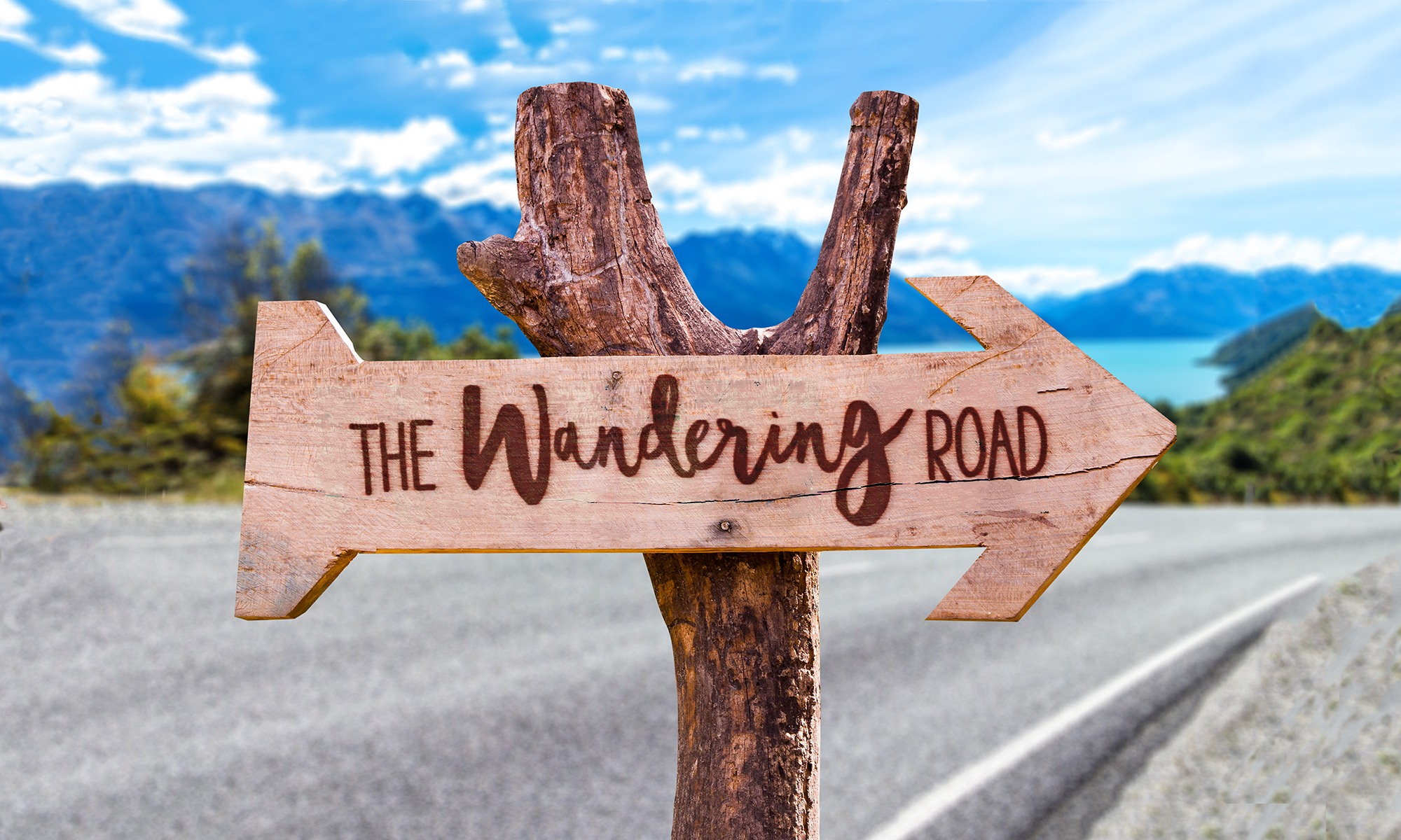 The Wandering Road